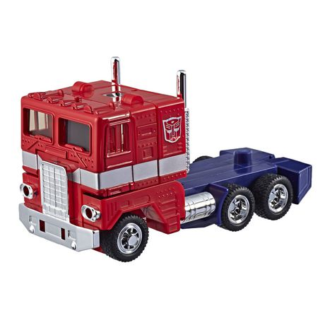 Transformers: Vintage G1 Optimus Prime Collectible Figure - image 2 of 3