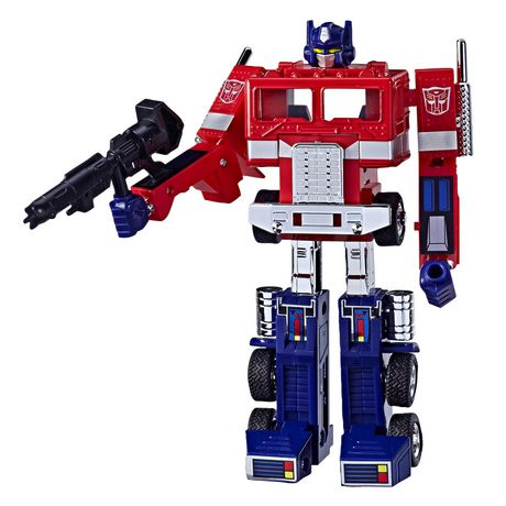 Transformers: Vintage G1 Optimus Prime Collectible Figure - image 3 of 3
