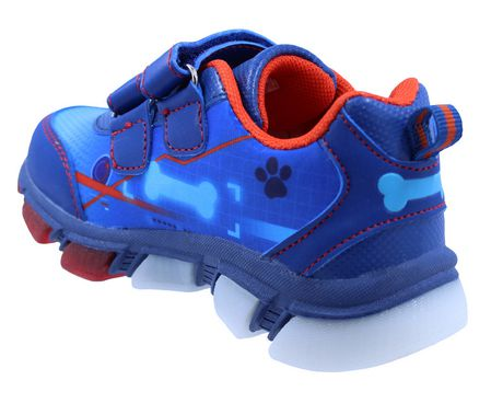 Boy's Paw Patrol Lighted Athletic Shoe - image 2 of 2
