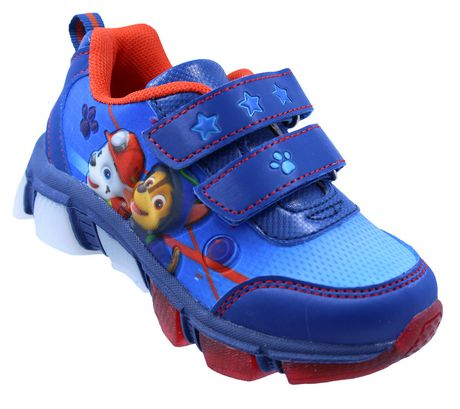 Boy's Paw Patrol Lighted Athletic Shoe | Walmart Canada