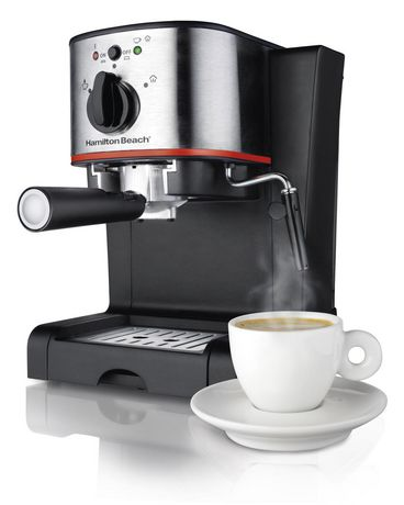 Hamilton Beach 30 Oz Espresso Maker - image 1 of 5