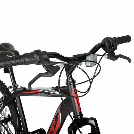 """26"""" Hyper Bicycles Boundry Trail Front Suspension Men's Steel Frame Mountain Bike - image 3 of 4"""