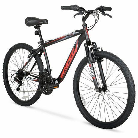 """26"""" Hyper Bicycles Boundry Trail Front Suspension Men's Steel Frame Mountain Bike - image 2 of 4"""
