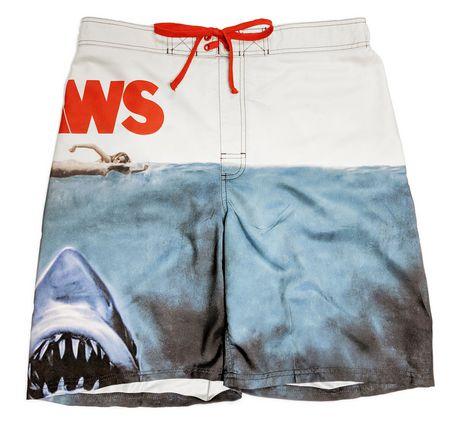 2ca7963e65 Jaws Men's Swim Shorts   Walmart Canada