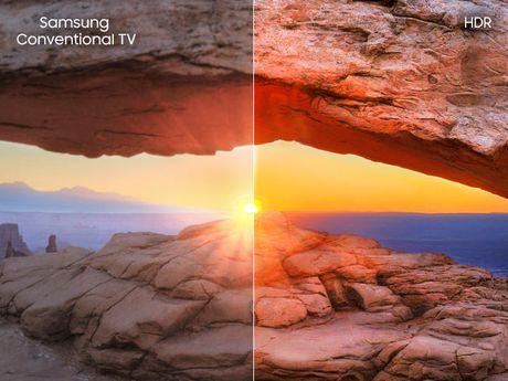 Samsung Curved UHD 4K Smart TV UN55NU7300FXZC - image 3 of 5