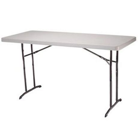 6 Foot Adjustable Folding Table Walmart Canada