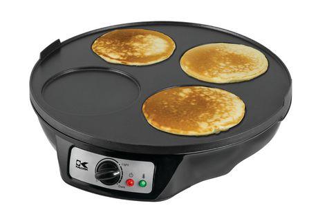 Kalorik Appareil à Crepes Et Pancakes 3 En 1 Walmart Canada