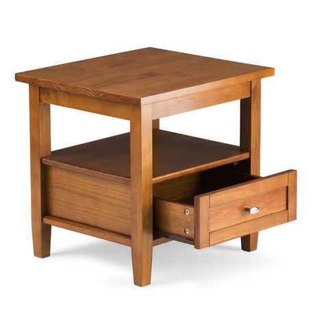 wyndenhall norfolk end side table walmart canada. Black Bedroom Furniture Sets. Home Design Ideas
