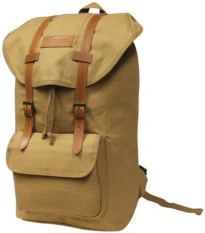 World Famous Sales Of Canada Inc World Famous Nessmuck Rucksack - Khaki