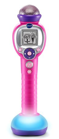 Vtech Kidi Star Music Magic Microphone - English Version
