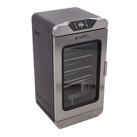 Deluxe Digital Electric Smoker 725 - image 2 of 8