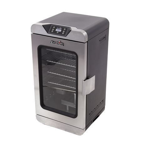 Deluxe Digital Electric Smoker 725 - image 3 of 8
