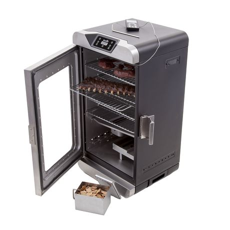 Deluxe Digital Electric Smoker 725 - image 5 of 8
