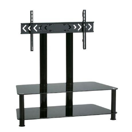 meuble tygerclaw pour t l cran plat de 37 60 po avec support walmart canada. Black Bedroom Furniture Sets. Home Design Ideas