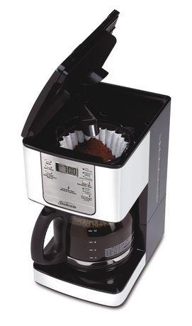 Sunbeam 12-Cup Programmable Coffeemaker Walmart Canada