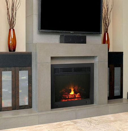 23 Electric Fireplace Insert