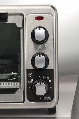 Hamilton Beach 6 Slice Toaster Oven 31412C - image 4 of 6