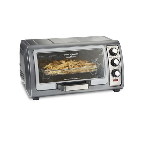 Hamilton Beach Sure-Crisp® Air Fryer Toaster Oven 31523C - image 2 of 8