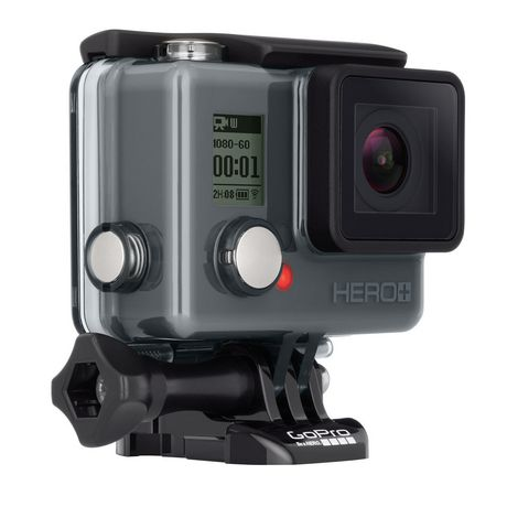 gopro hero+ lcd action camera with wi fi | walmart.ca