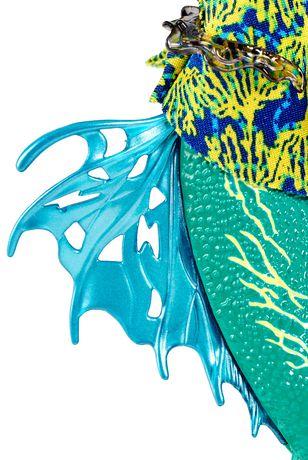Poupée Frankie Stein Goules-poissons phosphorescentes La Grande Barrière des Frayeurs de Monster High - image 8 de 8