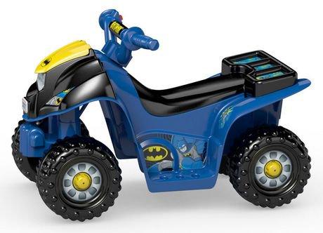 power wheels batman lil quad