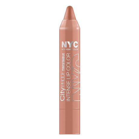NYC City Proof Twistable Intense Lip Color - Metropolitan Mauve - image 1 of 1