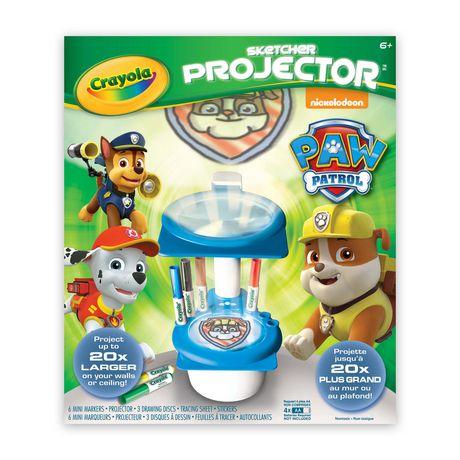 Crayola PAW Patrol Sketcher Projector - image 1 of 1