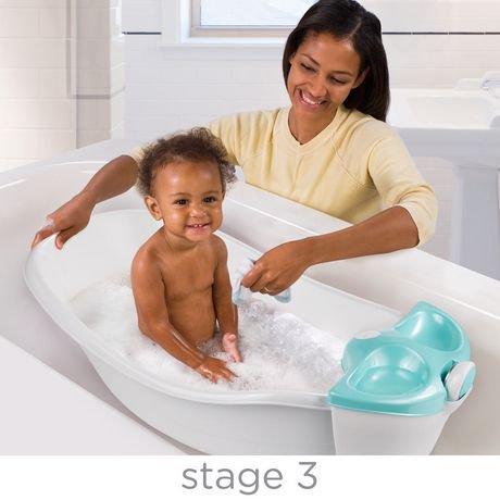 baignoire remous apaisants pour b b de summer infant walmart canada. Black Bedroom Furniture Sets. Home Design Ideas