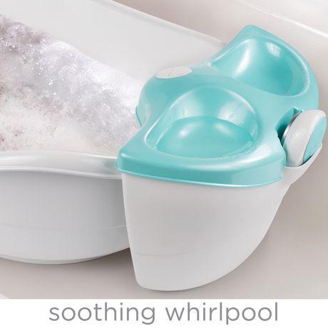 baignoire remous apaisants pour b b de summer infant. Black Bedroom Furniture Sets. Home Design Ideas