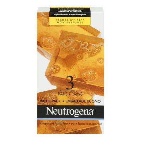 Neutrogena® Facial Cleansing bar, Original - image 1 of 1
