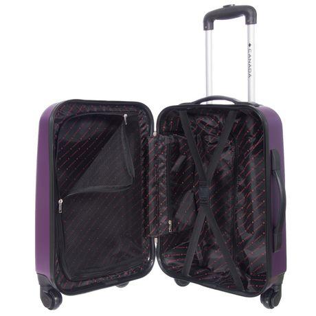 Canada Luggage 2-Piece Hardshell Luggage Spinner Set - image 4 of 7