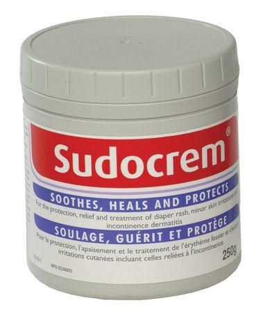 Crème traitement de l'érythème fessier et d'autres irritations cutanées de SudocremMD - image 1 de 1
