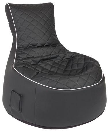 moins cher 66119 f35f1 Chaise pouf Swing Modo Tap de Sitting Point en noir