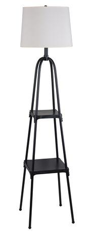 58`` Etagere Floor Lamp | Walmart Canada
