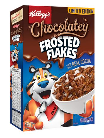 Frosted Flakes chocolatées, 435 g - image 2 de 5