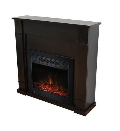 Paramount Wilson Electric Fireplace Walmart Canada