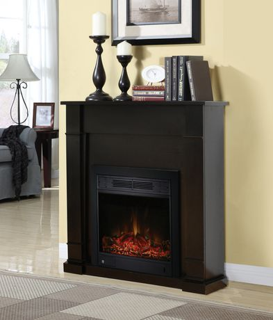 Paramount Wilson Electric Fireplace | Walmart Canada