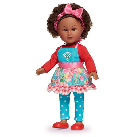 My Life As 7 Quot African American Mini Baker Doll Walmart
