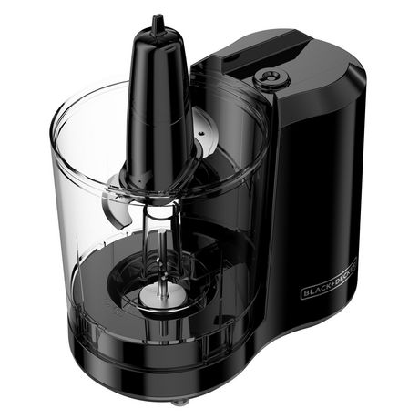 BLACK+DECKER One-Touch 3-Cup Electric ChopperManual, Black, HC300BC - image 9 of 9