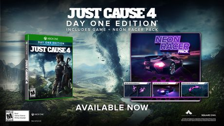 Just Cause 4: Day One Edition (Xbox One) - image 2 of 9