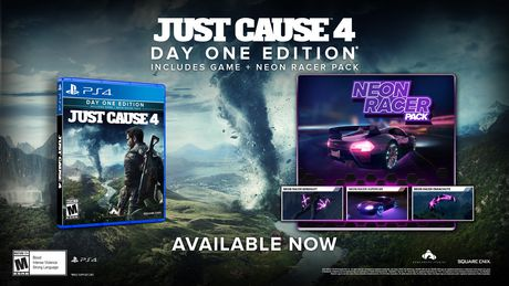 Just Cause 4: Day One Edition (PS4) - image 2 of 9