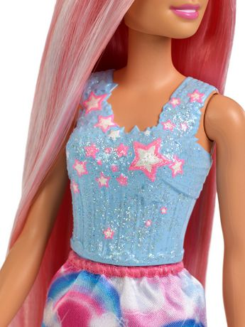 Barbie Dreamtopia Princess Doll, Pink Hair - image 4 of 7