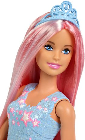 Barbie Dreamtopia Princess Doll, Pink Hair - image 2 of 7