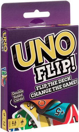 UNO FLIP! Double Sided Card Game - image 8 of 8