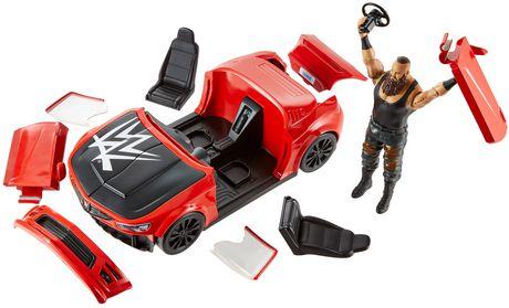 WWE wrekkin /'Slam mobile