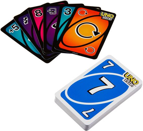 UNO FLIP! Double Sided Card Game - image 6 of 8