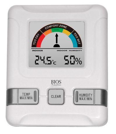 Digital Indoor Hygrometer