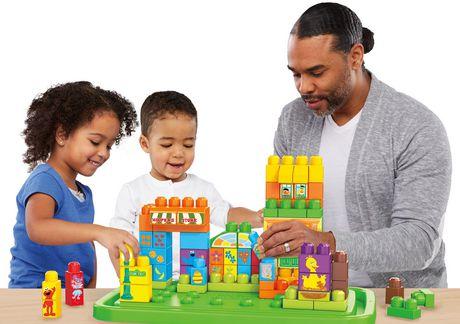 Mega Bloks – Sesame Street – Construisons Sesame Street - image 2 de 2
