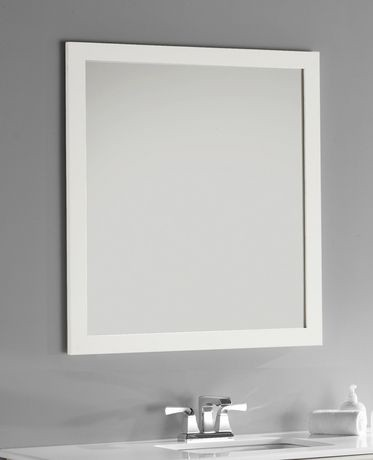 Belmont 32 po x 34 po grand miroir d coratif for Grand miroir decoratif
