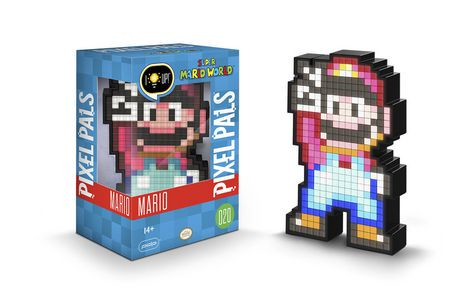Pixel Pals Super Mario World Mario Walmart Canada